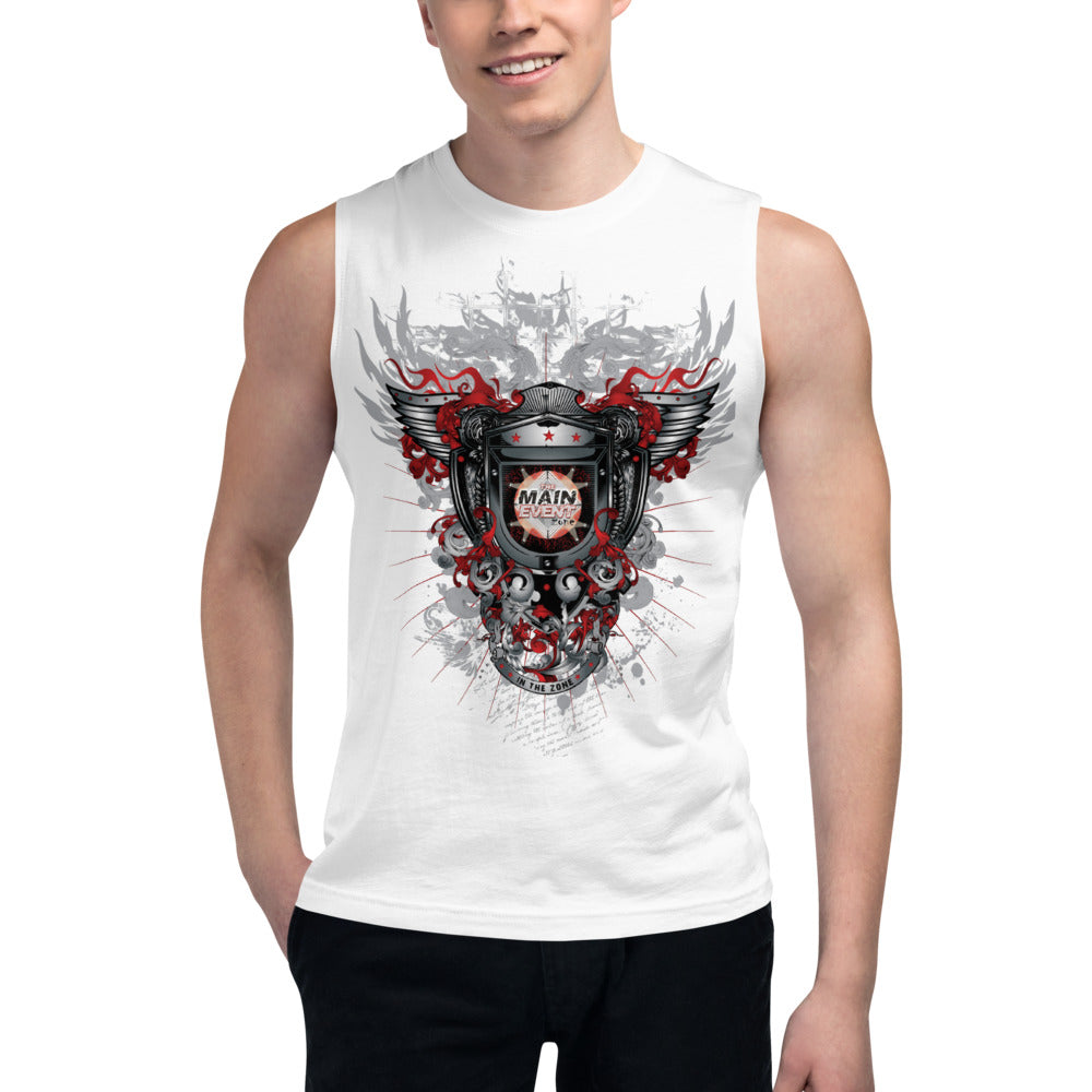 In The Zone Muscle Shirt
