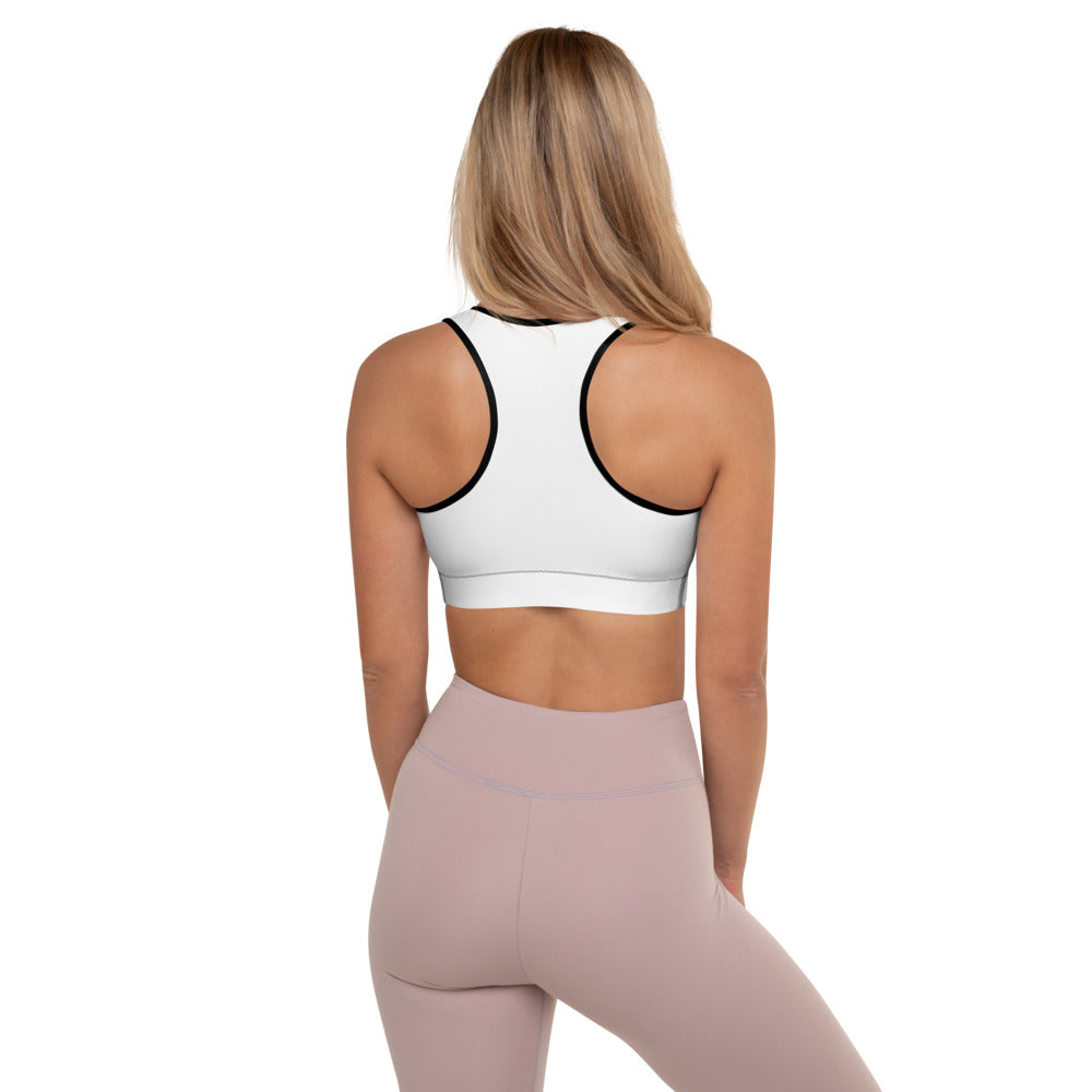 """Focused"" Padded Sports Bra"