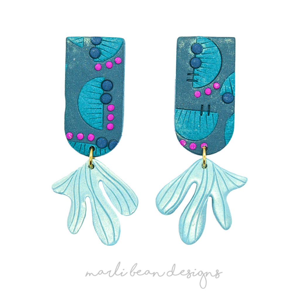 Deep Sea Geo Statement Dangles