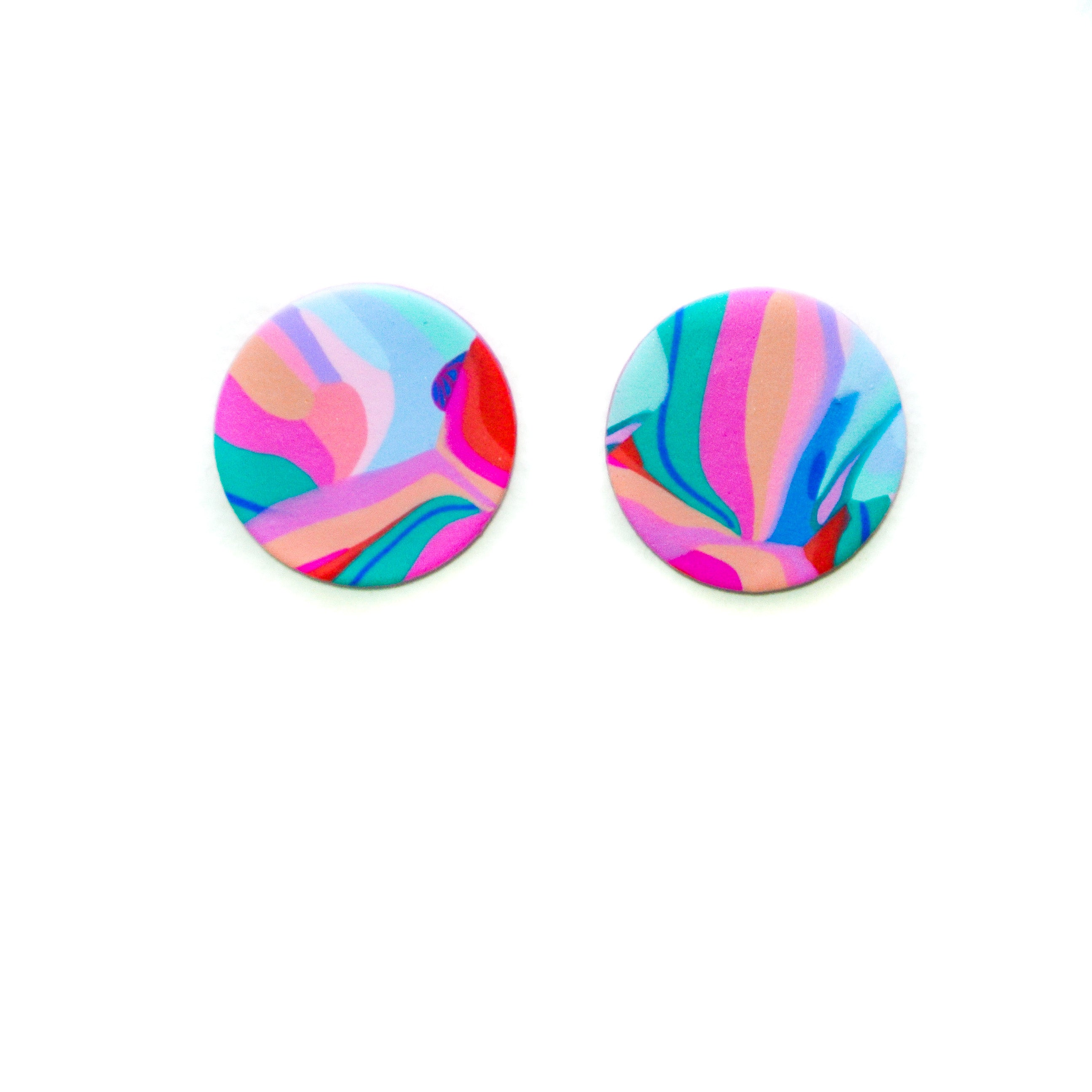 Wild Revival Midi Statement Studs | 2
