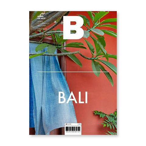 Magazine B - Issue 82: Bali