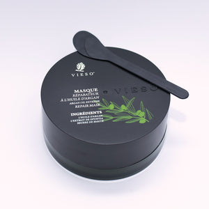 🌿 Vieso Argan Oil Extreme Repair Hair Mask -Korjaava hiusnaamio