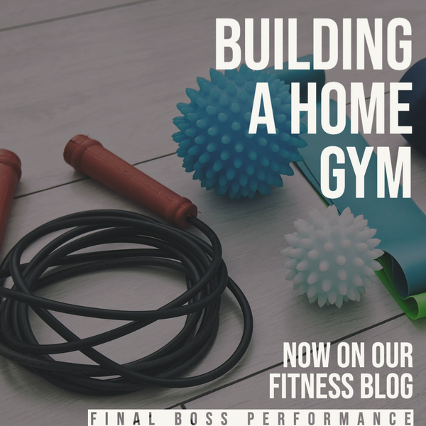 Necessities When Building A Home Gym