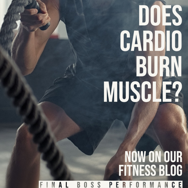 Does Cardio Burn Muscle?