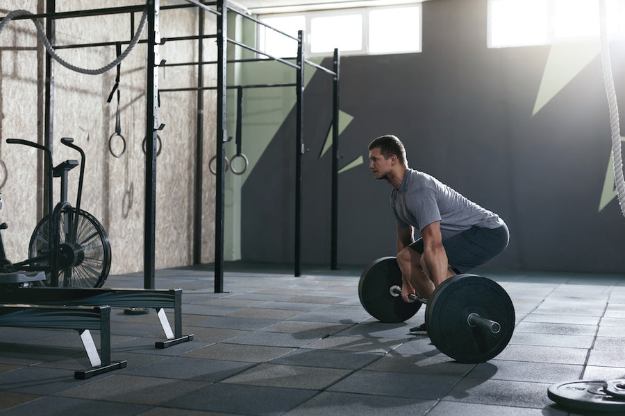 The Benefits of Deadlifting