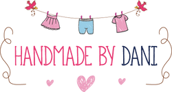 Handmade By Dani - Clothing & Accessories for Babies, Toddlers and Children