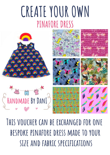 Pinafore Dress Gift Voucher