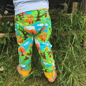 Woodland Harem Pants