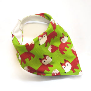 Dribble Bib - Fox