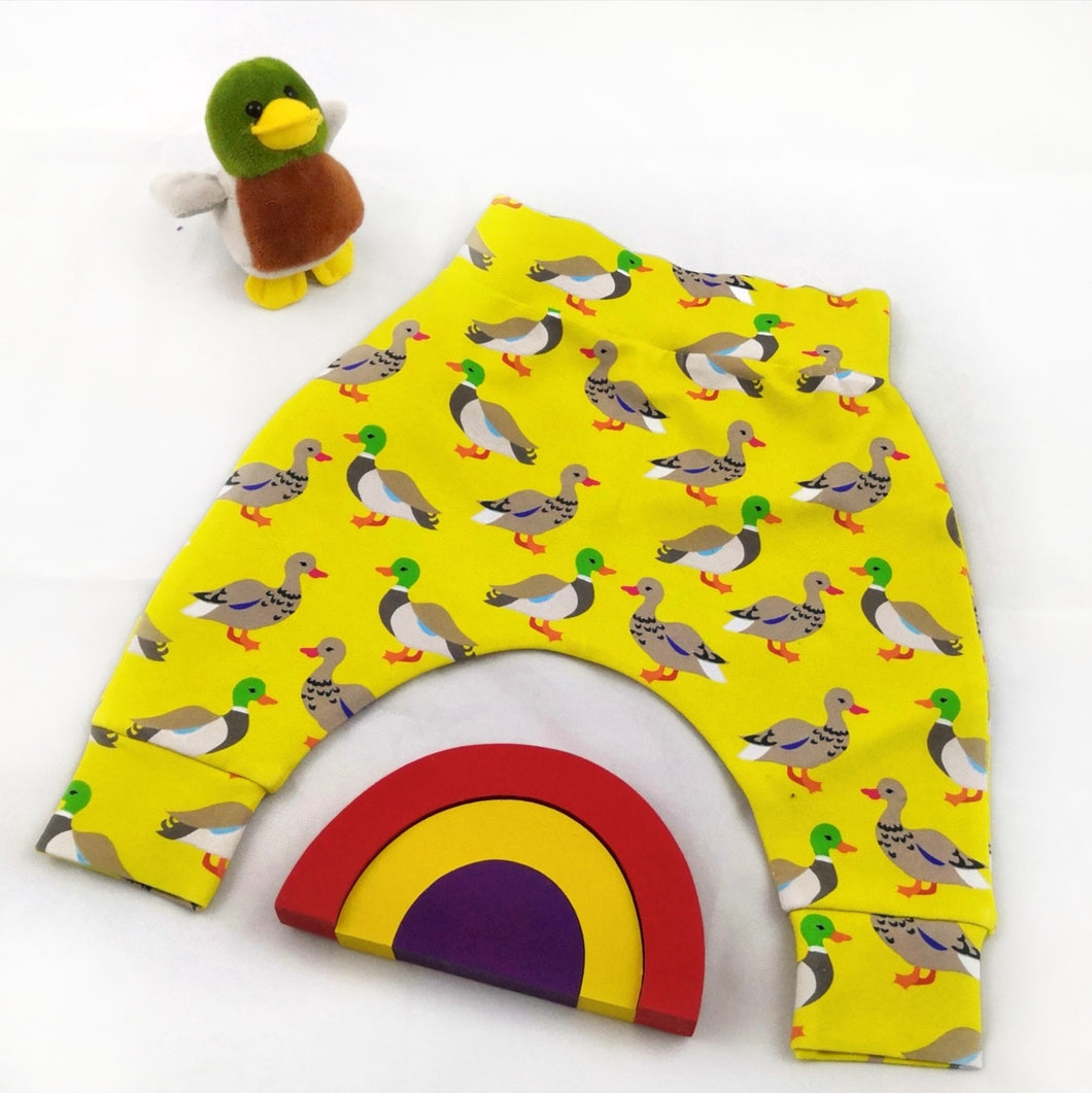 Duck Harem Pants
