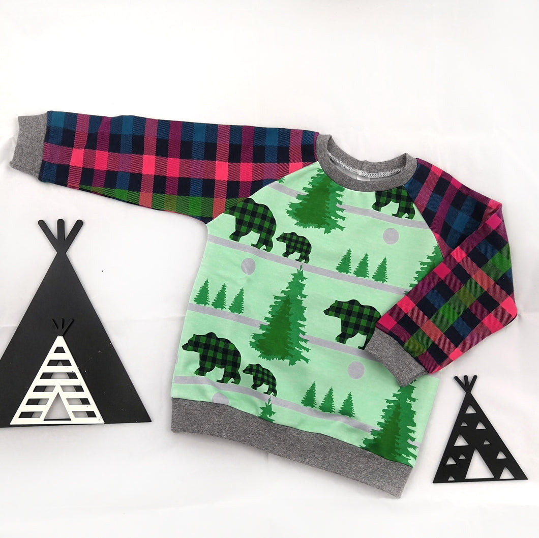 Forest Bear Sweatshirt