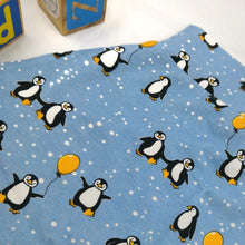 Load image into Gallery viewer, Winter Penguins Harem Pants