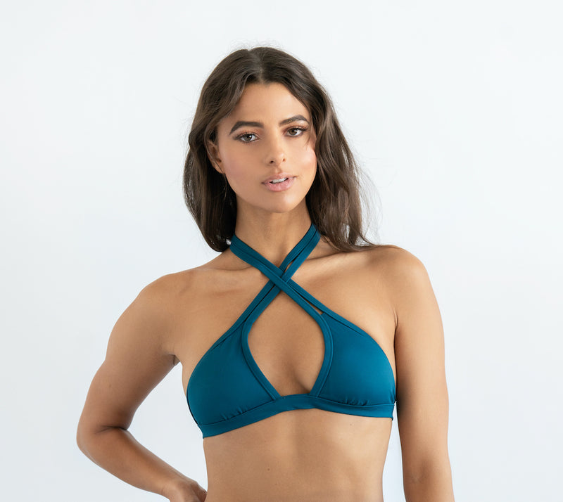 Amber Top - Dolce Aqua Swimwear