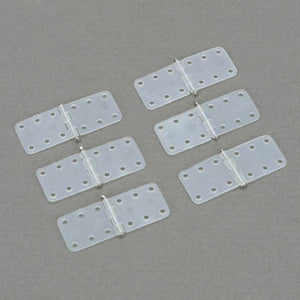 Dubro 118 SMALL NYLON HINGE (6)