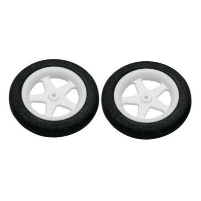 Dubro 250MS 2.50 Micro Sport Wheels (2)
