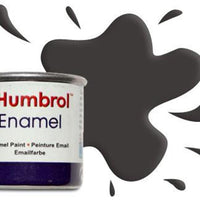 Humbrol 10 ENAMEL GLOSS BROWN