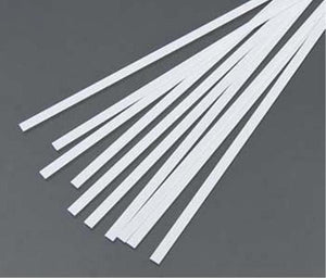"Evergreen 131 Styrene Strip (0.030 X 0.030 X14"") - 10 pieces"