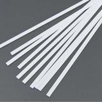 "Evergreen 143 Styrene Strip (0.040 X 0.060 X 14"") - 10 pieces"