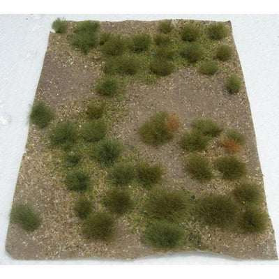 JTT Scenery 95602 125x175mm sheet: Wild Grasslan