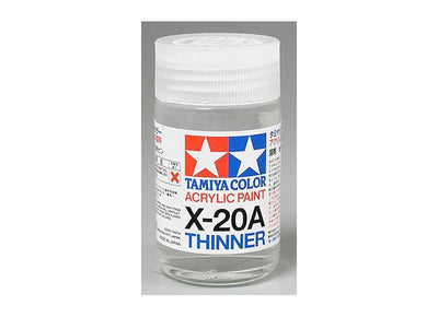 Tamiya 81030 X-20A Acrylic Thinner 46ml