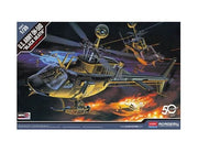 "Academy 12131 1/35 U.S.ARMY OH-58D ""BLACK DEATH"""