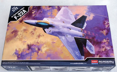 Academy 12423 1/72 F-22A AIR DOMINANCE FIGHTER