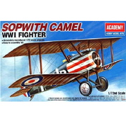 Academy 12447 (1624)1/72 SOPWITH CAMEL WWI FIGHTER