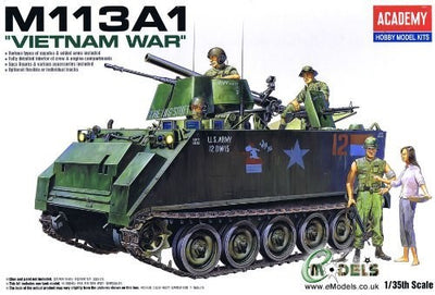 Academy 13266 1/35 M113A1 VIETNAM VERSION