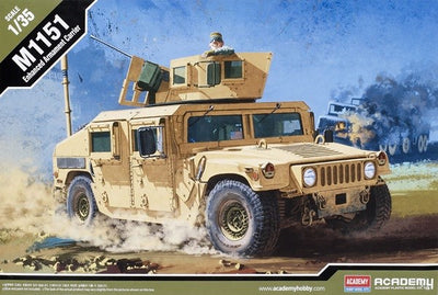 Academy 13415 1/35 M1151 ENHANCED ARM CARRIER