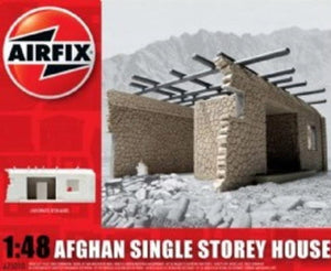 xAirfix 75010 1/48 Afghan Single Storey House
