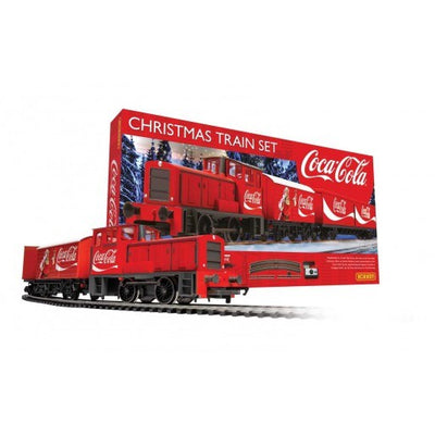 Hornby R1233 Coca Cola Christmas Train Set