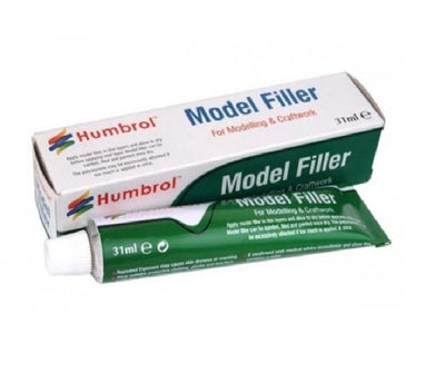 Humbrol 7006 Model Filler - 31ml
