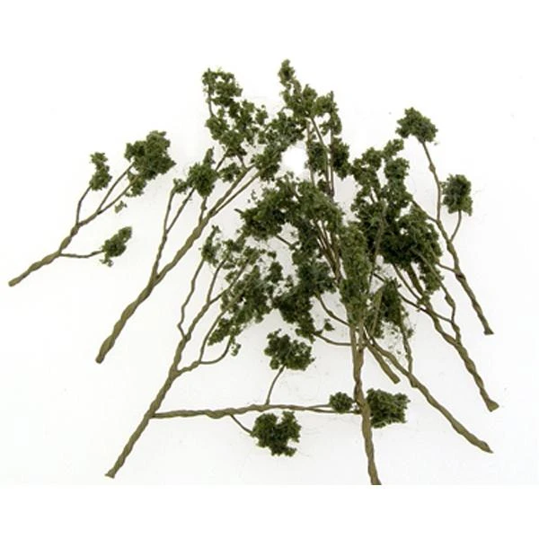 JTT Scenery 95519 Wire Foliage Branches Medium Green