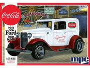 MPC #0902 1/25 Scale 1932 Ford Sedan Delivery (Coca Cola)