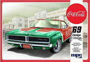 MPC 919 1/25 DodgeCharger R/T CocaCola