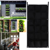 18 Pockets Vertical Garden