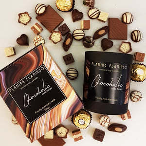 CHOCOHOLIC COCOA THERAPY CANDLE