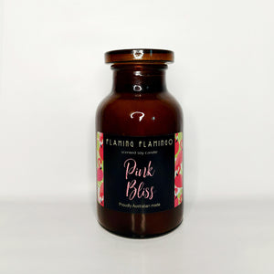 PINK BLISS  - Fig Forest - flaming flamingo
