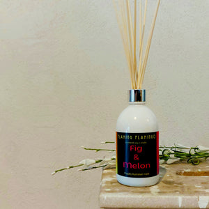 SPA DAY REED DIFFUSER - flaming flamingo