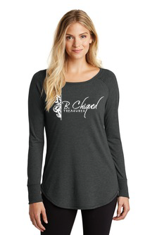 Dark Grey -  Long Sleeve Ladies
