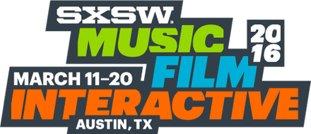 south by southwest logo