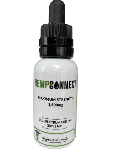 Full Spectrum Hemp Derived Oil (1953887453243)