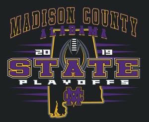 MCHS FOOTBALL PLAYOFF SHIRTS