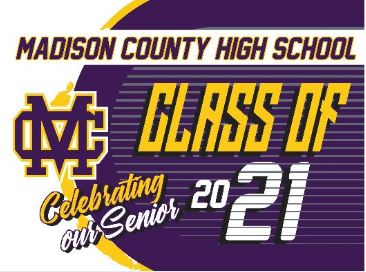 MCHS Yard Sign - Celebrating Our Senior