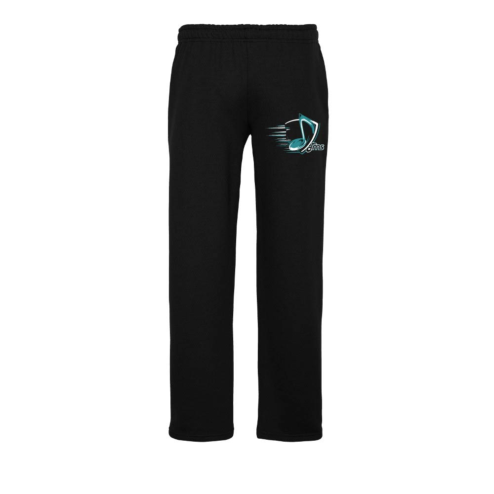 DMS Band Sweatpants -ADULT POCKET/YOUTH NO POCKET- Music Note design - $20