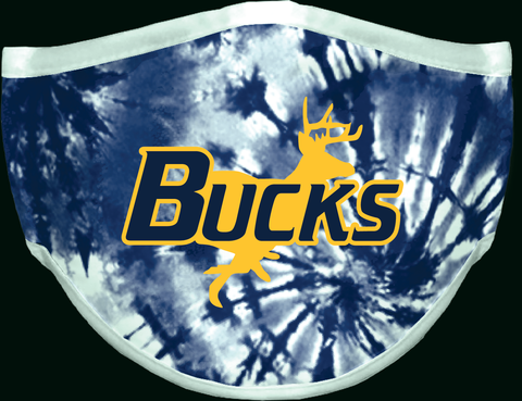 Buckhorn face covering - Tie-Dye