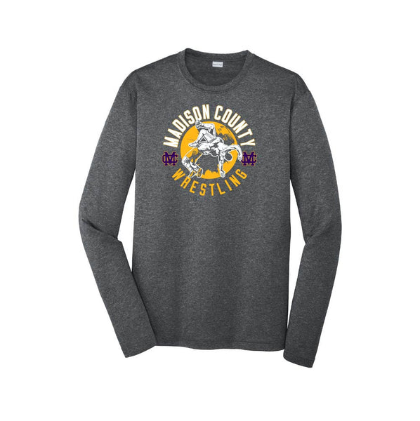 POLY Long Sleeve T-shirt (Dri-Fit type) - $17