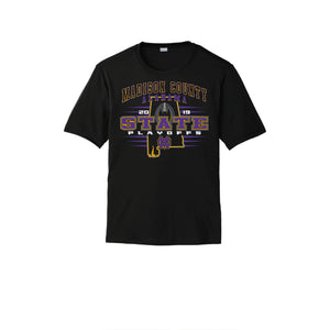 Playoff Shirt -Short Sleeve Poly - $15