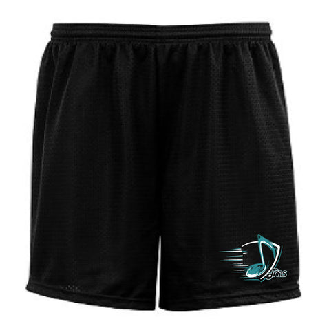 Shorts Mesh - Music Note design - $15