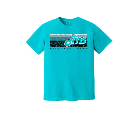 Comfort Color - Short Sleeve - Music Bars design - $18